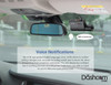 Viofo A139 3 Channel 2K Triple Lens Dash Cam | Voice Notifications