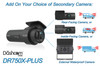 DR750X-1CH-PLUS Truck Upgrade Kit | Add On Your Choice Of Secondary Camera