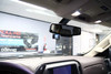 Garmin Dash Cam 47   1080p Single Lens Dashcam   Driver's Side View  Display On