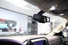 Garmin Dash Cam 46   1080p Single Lens Dashcam   Driver's Side View  Display Off