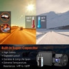 Vantrue N2S Pro Dual Lens 4K Night-vision Dash Cam | Built-in Super Capacitor