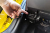 Thinkware OBD-II Power Cable | Easy Plug-In Installation at OBD2 Port (Example OBD2 Port Location Shown)