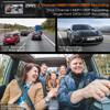 Vantrue N4 3-Channel DIY Dash Cam Bundle | Simultaneous Video Front, Inside and Rear