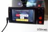 DVR-P7S1 Dashcam G-sensor menu