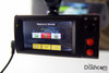 DVR-P7S1 Dashcam record mode menu
