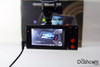 DVR-P7S1 Dashcam large clear display