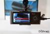 DVR-R300 Dual Lens Dashcam Channel menu