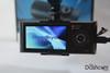 DVR-R300 Dual Lens Dashcam display goodbye