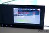 DVR-VC100 Rear view mirror dashcam in-mirror display picture menu