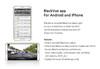 BlackVue DR550GW-2CH Dashcam smartphone app