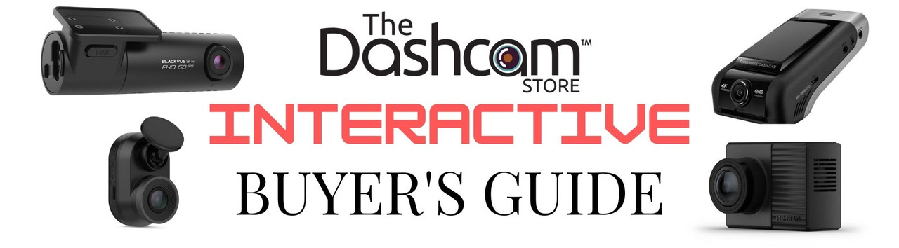 Interactive Quiz Dash Cam Buyer's Guide