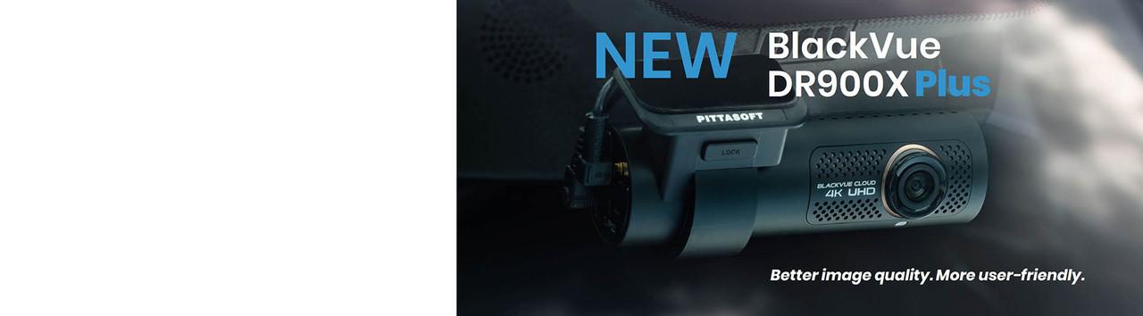 BlackVue DR900X-PLUS Series Best 4k Dash Cams 2022