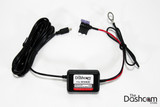 Dashcam Installation Kit (Dash Cam Hard-wire Kit) with USB Output Plug and ATO Fuse Tap