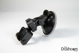 Suction cup windshield mount for DVR-X3000 dashcam | Angle 1