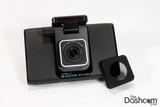 Polarizing Filter for BlackVue DR750LW-2CH dashcam front lens | Lens Leaning on Camera
