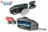 PAPAGO! GoSafe 760 Dual Lens Dual 1080p Dash Cam for Front and Rear Recording