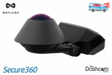 Waylens Secure360 | The Ultimate Car Security Camera | For Sale at The Dashcam Store