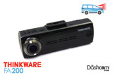 Thinkware FA200 Full HD 1CH or 2CH GPS-Ready WiFi Dashcam | For Sale at The Dashcam Store