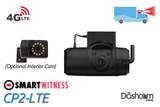 SmartWitness CP2 | Front-Facing and Optional Inside-Facing Dash Cam For Fleet Vehicles