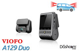 Viofo A129 Duo Dual Lens Dashcam | For Sale at The Dashcam Store