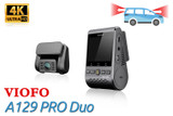 Viofo A129 Pro Duo 4K Dual Lens Dash Cam | For Sale at The Dashcam Store