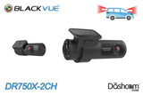 BlackVue DR750X-2CH Cloud-Ready 60FPS GPS WiFi Dash Cam | Brand New & For Sale at The Dashcam Store