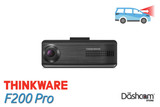 Thinkware F200 Pro Single Lens Dash Cam | For sale at The Dashcam Store