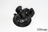 Suction cup windshield mount for G1W (M880), G1W-C (M880C), G1W-H, & other dash cams