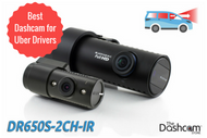 Best Dashcam for Uber Drivers