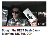 Motoforlyfe's Unboxing & Review: BlackVue DR750S-2CH Dash Cam