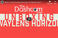 Unboxing: The Waylens Horizon