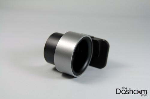 Pittasoft BlackVue DR500GW-HD or DR550GW-2CH dashcam mount angle 1