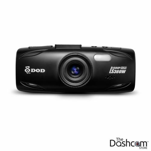 DOD LS360W Full HD 1080p Single Lens Dashcam