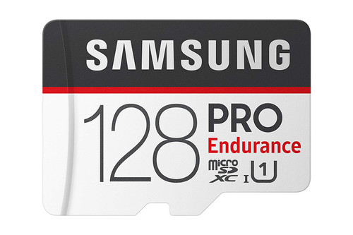 Samsung PRO Class 10 Ultra-fast Micro SD Memory Card for Dashcams | 128gb