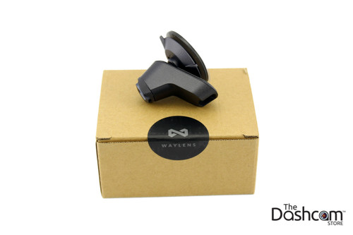 New Waylens Horizon Replacement Suction Cup Windshield Mount | Box Contents Front View