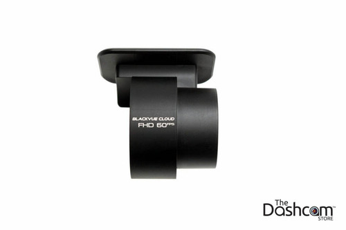 BlackVue DR750S-1CH or DR750S-2CH (Front) Dashcam Windshield Mount | Bottom Angle View