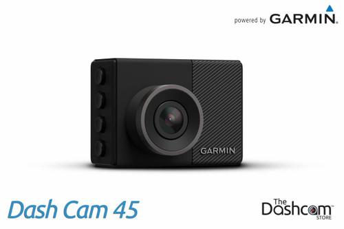 Garmin Dash Cam 45 | 1080p Single Lens Dashcam with GPS & WiFi