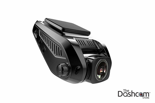 KDLinks XVIS-10 Discreet Single Lens Full HD Dashcam | For Front-Facing Video and Audio Recording