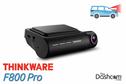 Thinkware F800 Pro Dash Cam | For Sale at The Dashcam Store
