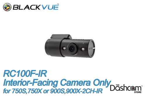 Replacement Infrared (IR) Camera for BlackVue DR750 LTE/S/X-2CH-IR or DR900 S/X-2CH-IR Systems | Camera and Mounting Bracket Included