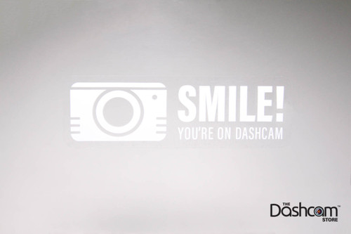"""""""Smile, You're On Dashcam"""" 