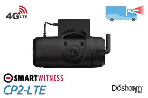 SmartWitness CP2 4G/LTE GPS Telematics Dash Cam for Trucks and Fleets