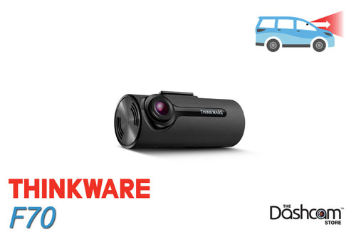 Thinkware F70 Full HD Dash Cam with Optional GPS and Parking Mode