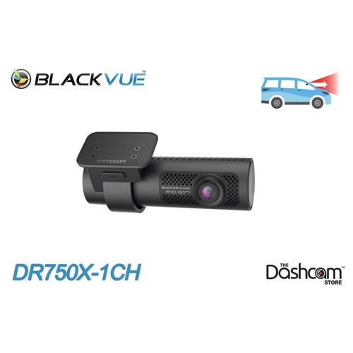 BlackVue DR750X-1CH Cloud-Ready 60FPS Single Lens Dash Cam | For Sale at The Dashcam Store