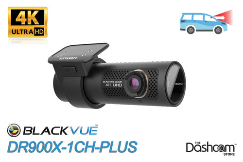 BlackVue DR900X-1CH-PLUS 4K Dash Cam | Brand New For Sale at The Dashcam Store