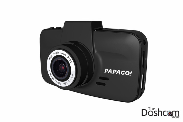PAPAGO! GoSafe 520 Ultra Wide Single Lens 2k 1080p Dash Cam