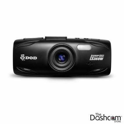 DOD LS360W Full HD 1080p Single Lens Dashcam