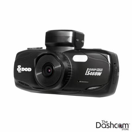 DOD LS460W Full HD 1080p Single Lens GPS Dashcam