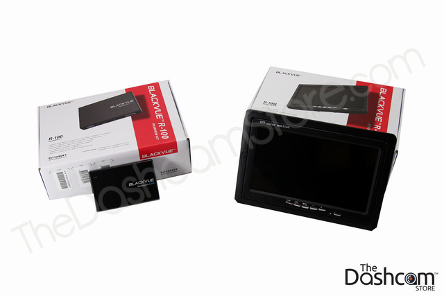 """BlackVue R-100 Rearview Kit 