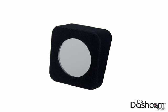 Polarizing Filter for BlackVue DR750LW-2CH dashcam front lens | Lens Only View